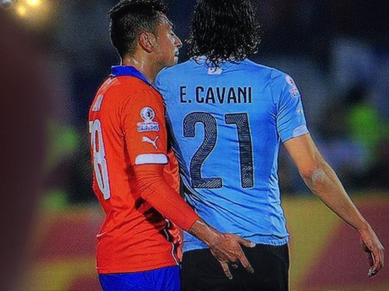 La Copa América 2015 CInCbitUYAEaftD