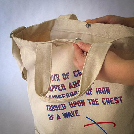 #LawrenceWeiner limited ed tote on #Barcelona mercantile + maritime history http://t.co/VmTTcKLKb8 #Latitudes10Years http://t.co/kizxVikdL8