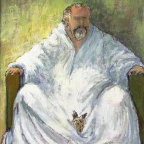 RT @OrsonWelles #DidYouKnow: Orson Welles was an accomplished painter. Check out his self portrait. #OrsonsLastFilm