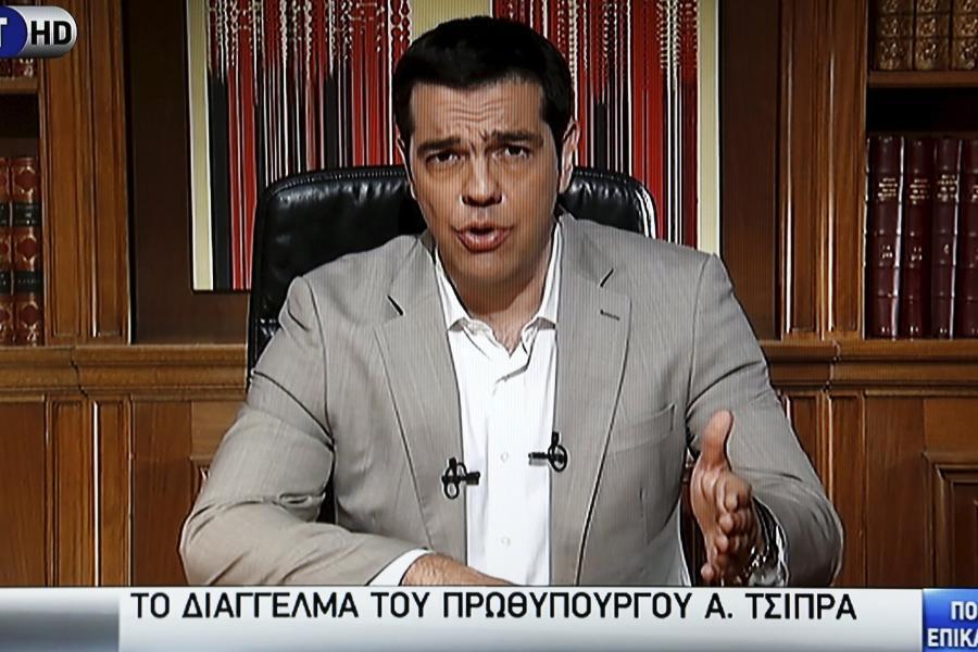 Kapitalverkehrskontrollen: Warum Tsipras die Konten-Sperre so lange verzögerte http://t.co/vITPIcLiwD