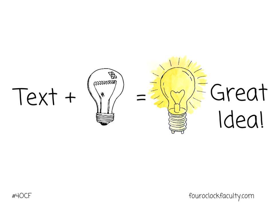 Visual Literacy = Power! Join us @ #mnlead 2night as we discuss Art/ELA! 7pm CST @dan_roam @SunniBrown @austinkleon http://t.co/3POgap8gkA