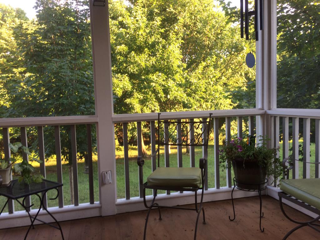 Leigh Jones, joining #mnlead, from the porch, Nashville. http://t.co/whYXJQpYE0
