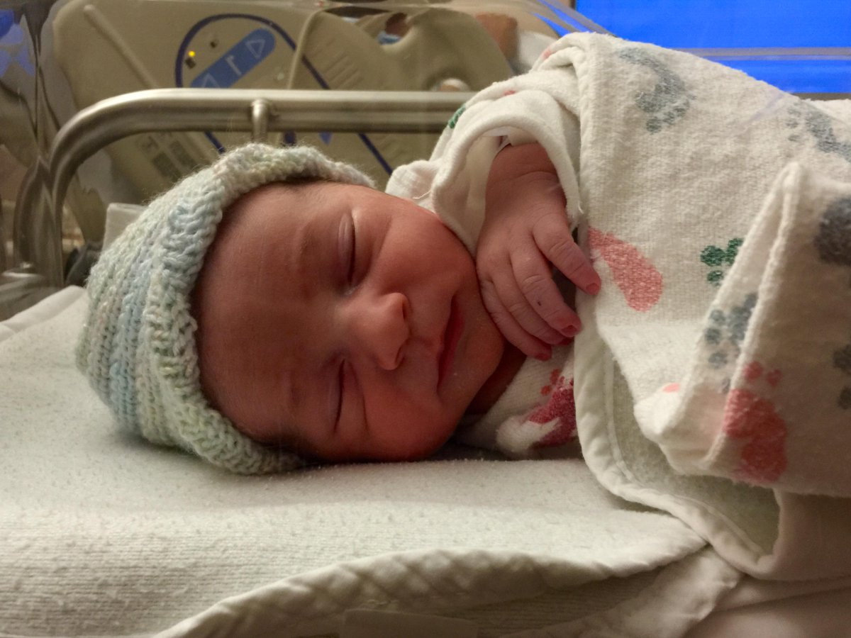 Baby Dante Dufour arrived Sunday! @teresalabarbera & husband Brandon welcomed him into the world at 5:45pm Sunday. . http://t.co/FMEavpeVl7