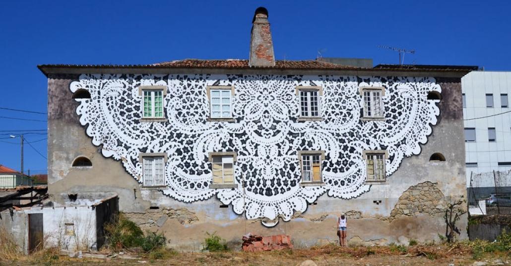 Kalebodur'la Mimarlık'ta bu hafta: Duvarlar dantelle süslendi – http://t.co/c5pHaCoLaS http://t.co/Dk0eLb5Kb6