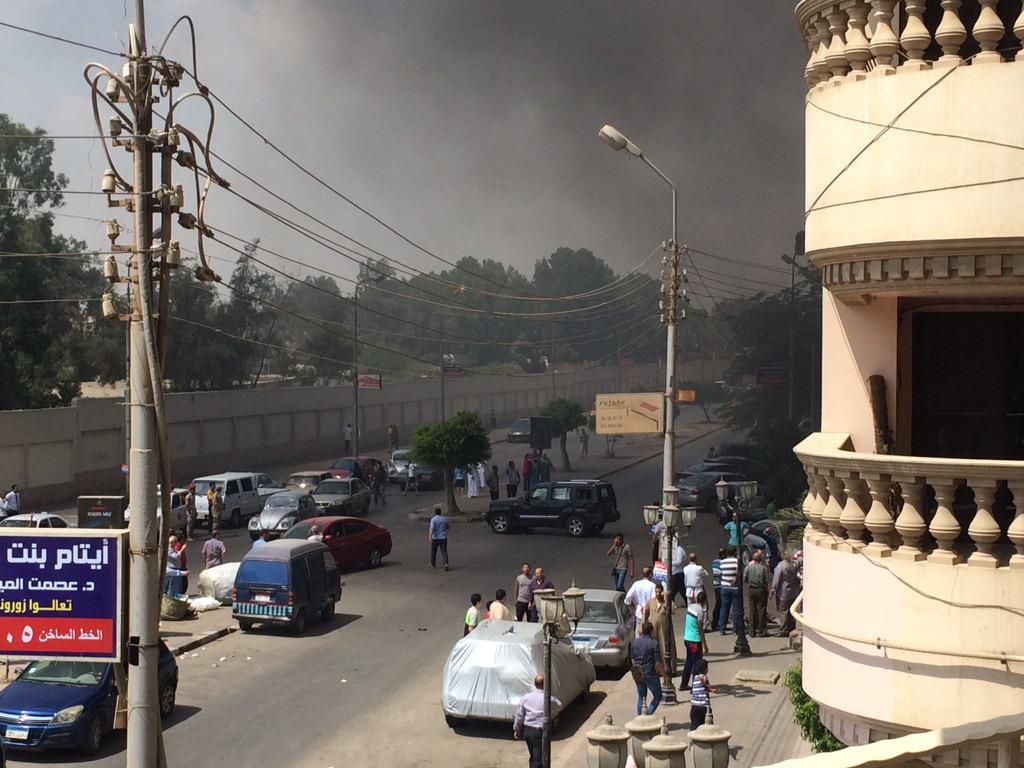 Thumbnail for The assassination of Egypt's Prosecutor General Hisham Barakat
