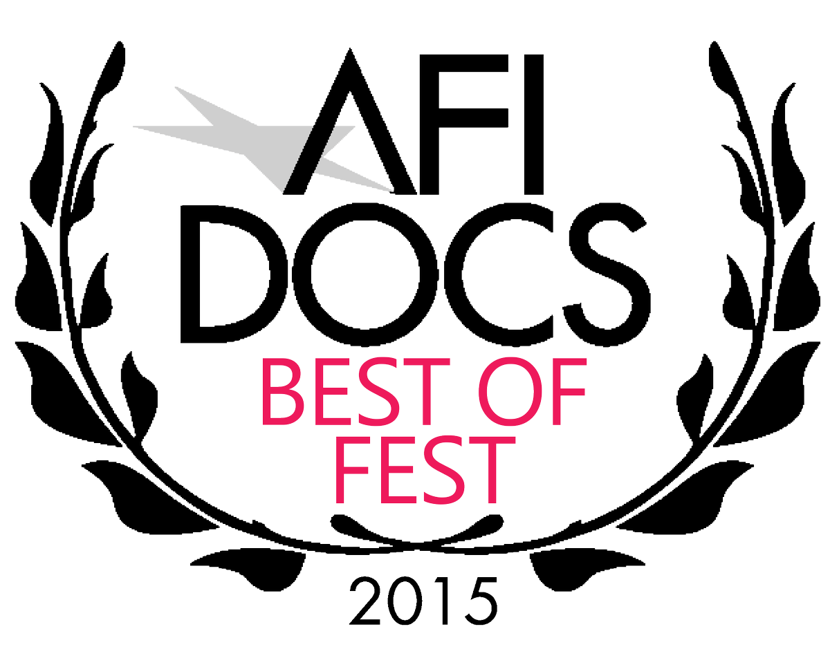 Have you heard? We got second place in the audience choice category at @AFIDOCS. Thank you to everyone who voted!! http://t.co/EcnJw1DHzW