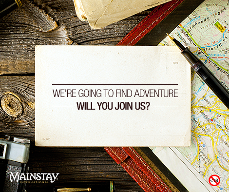 Sometimes you need to switch off & find adventure! We're doing just that – will you be joining us? http://t.co/cWYxYvh3rw