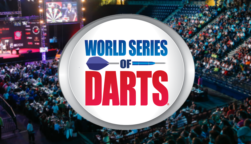 """PDC Darts on Twitter: """"BREAKING: Inaugural World Series of Darts ..."""