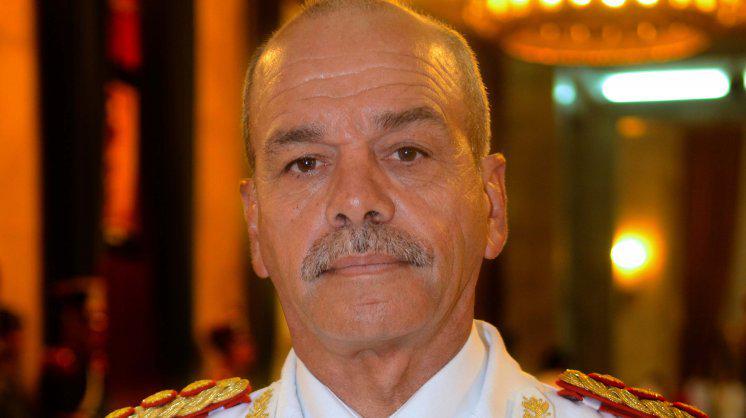 Asumió Ricardo Cundom al frente del Ejército argentino