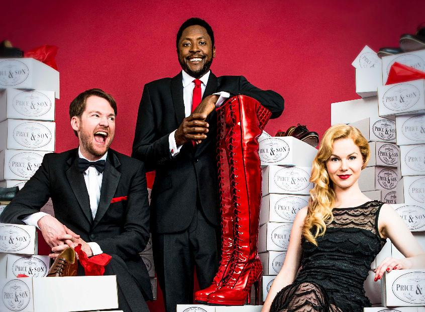 RT @WhatsOnStage: Kinky Boots has extended booking at the Adelphi Theatre http://t.co/eVD1n8TrBB http://t.co/uVjFMmsBi4
