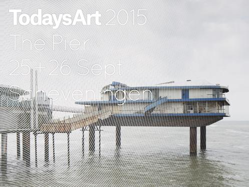 On 25 and 26 September TodaysArt.NL Festival will take place at the iconic Pier http://t.co/0GYnLMsBo6 #TDANL15 http://t.co/2MmWbaQkde