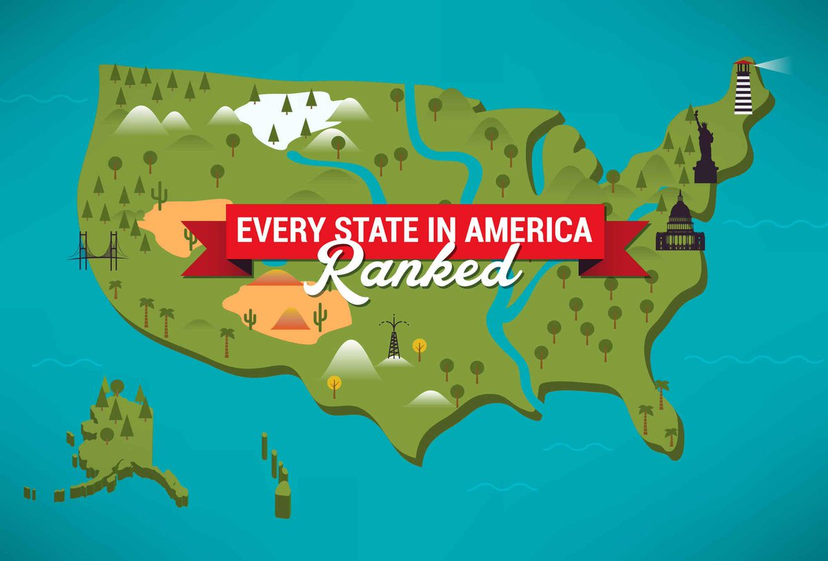 High five! Michigan is ranked the #1 state in the nation! (And Ohio is #48) http://t.co/INOHS1l324 #PureMichigan http://t.co/u6EhXRHwJW