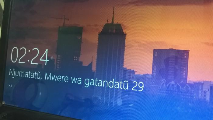 Windows 10 Language Support Adds Fourteen Local Kenyan Dialects http://t.co/TNYbVqNiVz http://t.co/XqJG1AB0uI