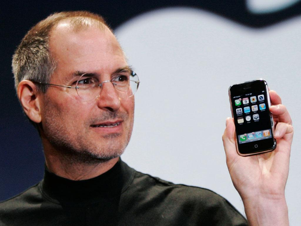 Eight years ago Apple released the first iPhone. http://t.co/1pUfkH2bKO