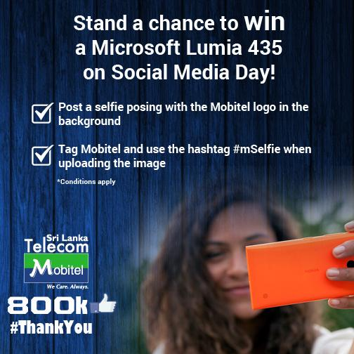 Mobitel On Twitter Nafas Kolla You Can Pose With A Product As Well Such Dongle Etc