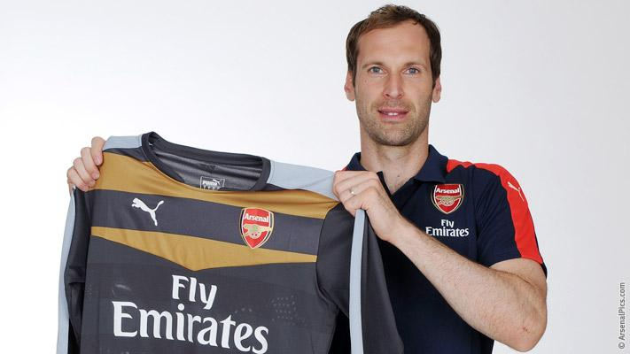 It's official… @PetrCech has agreed to join @Arsenal! Full story here: http://t.co/09V3x81fiQ #WelcomeCech
