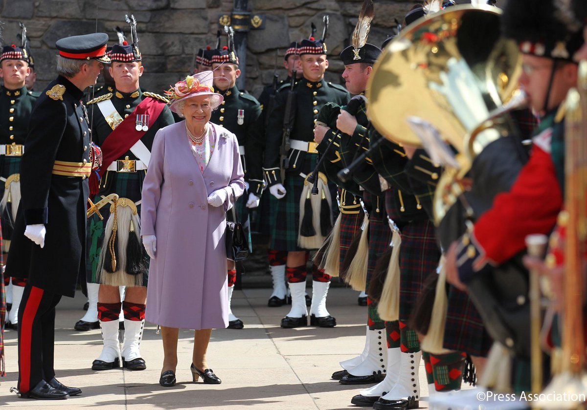 Thumbnail for #QueeninScotland: Holyrood Week 2015