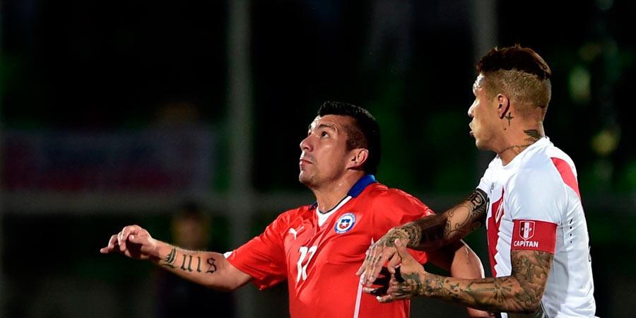 Cile-Perù info streaming calcio diretta tv Coppa America 2015