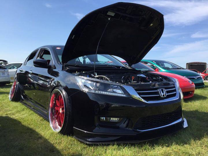 "2014 honda accord mods  Central Honda on Twitter: ""We are celebrating Mod-Monday with this ..."