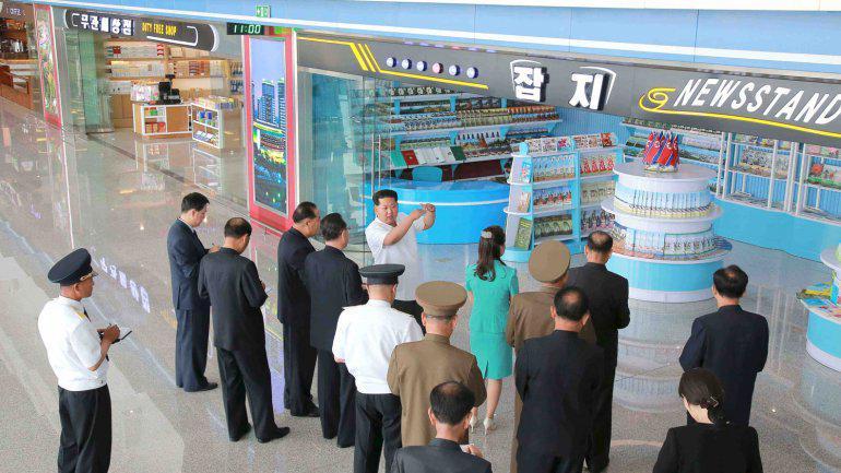 Internacionales | Dictador norcoreano mató al arquitecto del nuevo aeropuerto