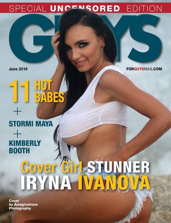 Iryna Ivanova-playboy  - It's finally twitter @IrynaIvanova uncensored,playmate,russian,modelmonday