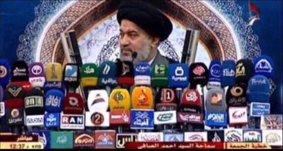 يجب اغلاق قناة #وصال ❗️  لأنها تصدر الارهاب  وهذه القنوات تصدر القرقيعان مثلا  مالكم كيف تحكمون نقاش الفكربالفكر http://t.co/8FAmE5gcll