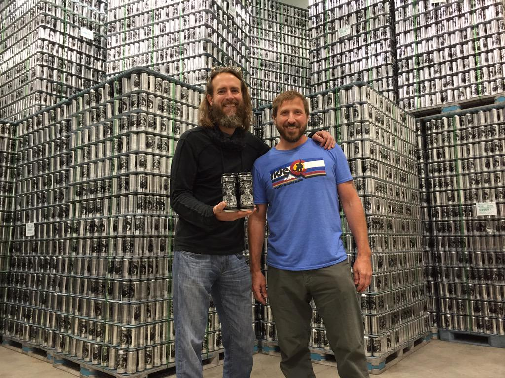 Remember when Stone Brewing gave Waterbury $115,000 in Irene relief?Well,you have this guy to thank.Drink Stone Beer! http://t.co/vwhlfhfiIv