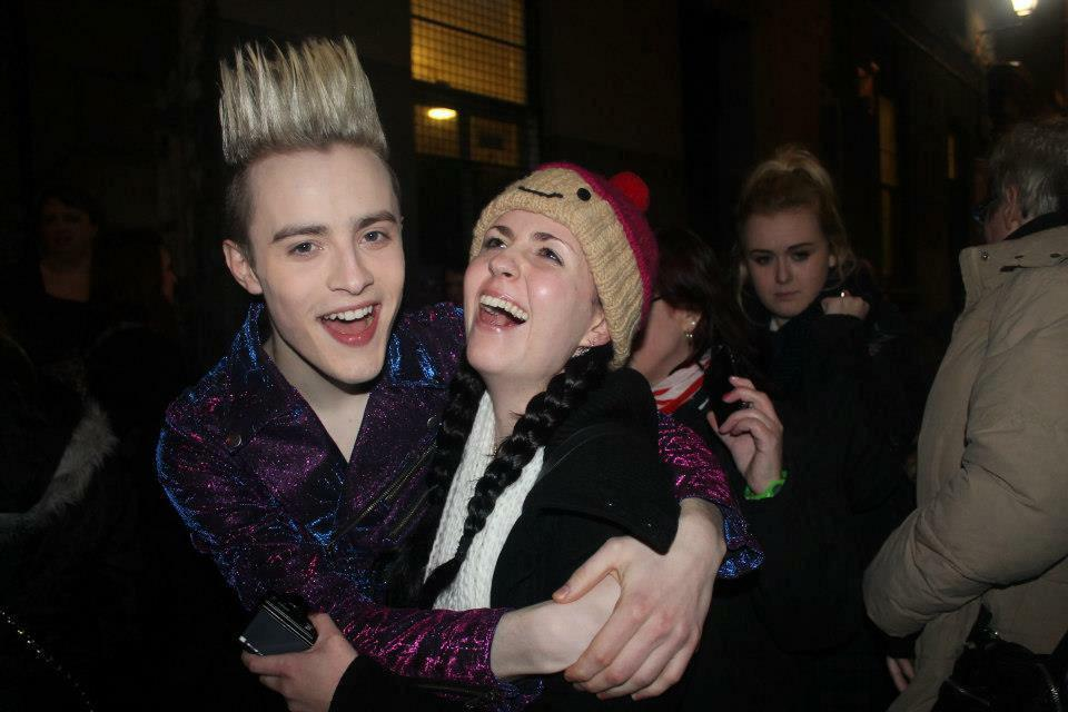 Kerry was such an amazing person, fan, & friend. She loved john and Edward so much ❤️ RIP cuppy, we will all miss you http://t.co/biohMp7jTF