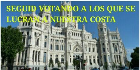 Ahora Madrid denuncia que toda la oposición se niega a reducir cargos y bajar sueldos CIsIrDjXAAAWXSh