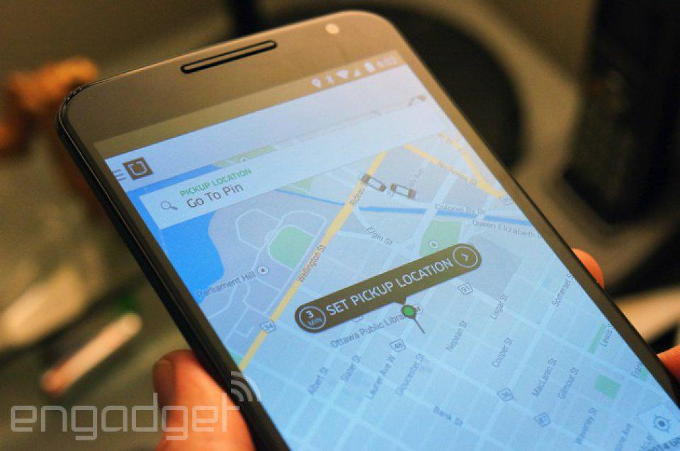 Uber picked up some of Bing's mapping tech and employees