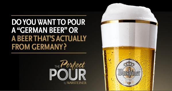 RT @WarsteinerUSA: 262 years. 9 generations. 1 premium pilsener brewed in Germany.   1 contest to get you there: http://t.co/tBruNw8QMf htt…
