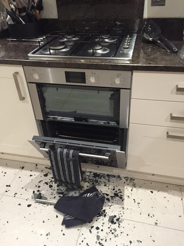 How to clean inside glass oven door image collections glass door sliding glass door exploded images album losro exploding oven doors a vancouver woman is concerned after planetlyrics Gallery