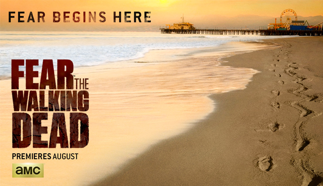 'Fear The Walking Dead' Plot: 'Walking Dead' Spinoff Is 'A Family Drama' Says Showrunner Dave Erickson; SDCC 2015 Poster Revealed! [Photo]