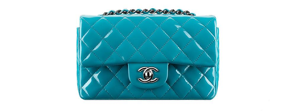 0738ead8fcfc64 did you know the chanel classic flap comes in 9 different leathers amp  materials