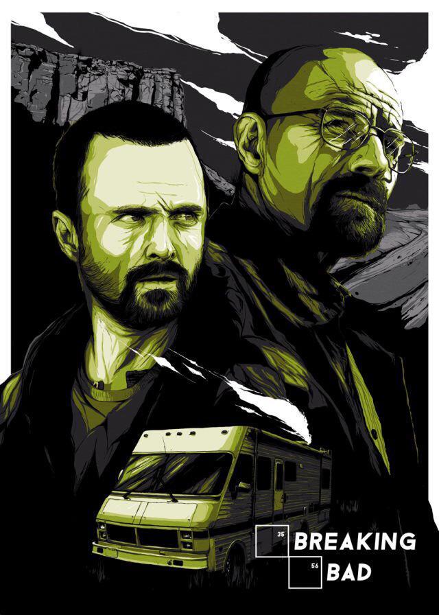 Breaking Bad, para muchos la mejor serie de todos los tiempos! http://t.co/XhXeshipCM
