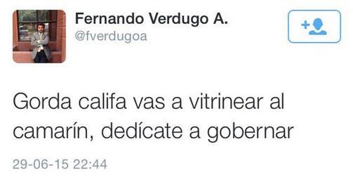 Flor de consejero general de @RNchile. No se molesten en buscar el tuiteo. Ya lo borró. (vía @La_Costanza) http://t.co/PrcuQSNsqD