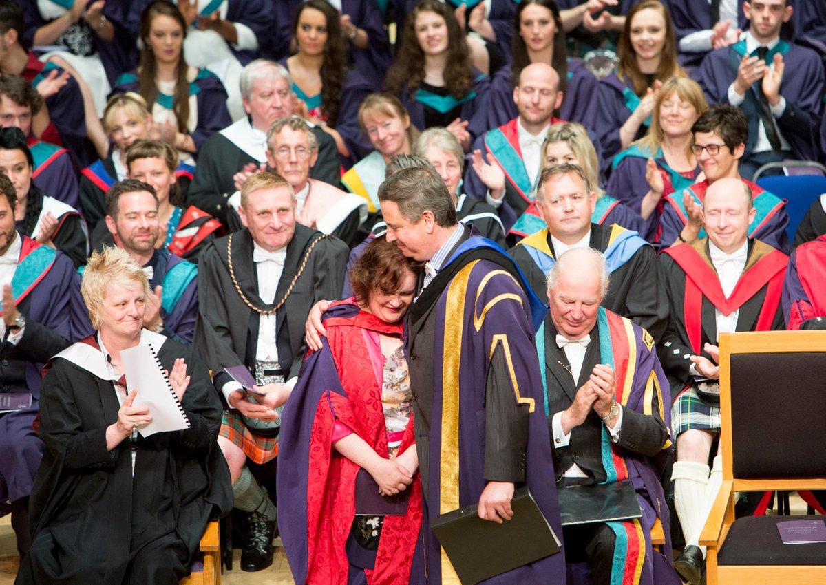 RCS Honorary Degree For Susan CIv3AFoWEAAI2Zd