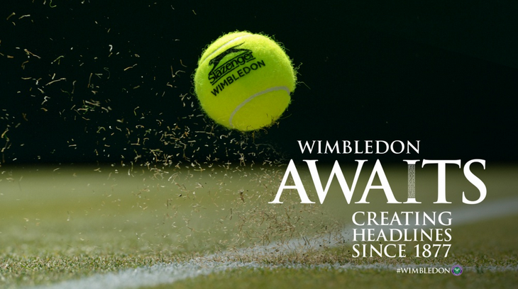 #Wimbledon2015 partners, incl @evianwater & @Jaguar, use innovative content to engage fans- http://t.co/wIOacqW3wC http://t.co/5ooTj3CTwd