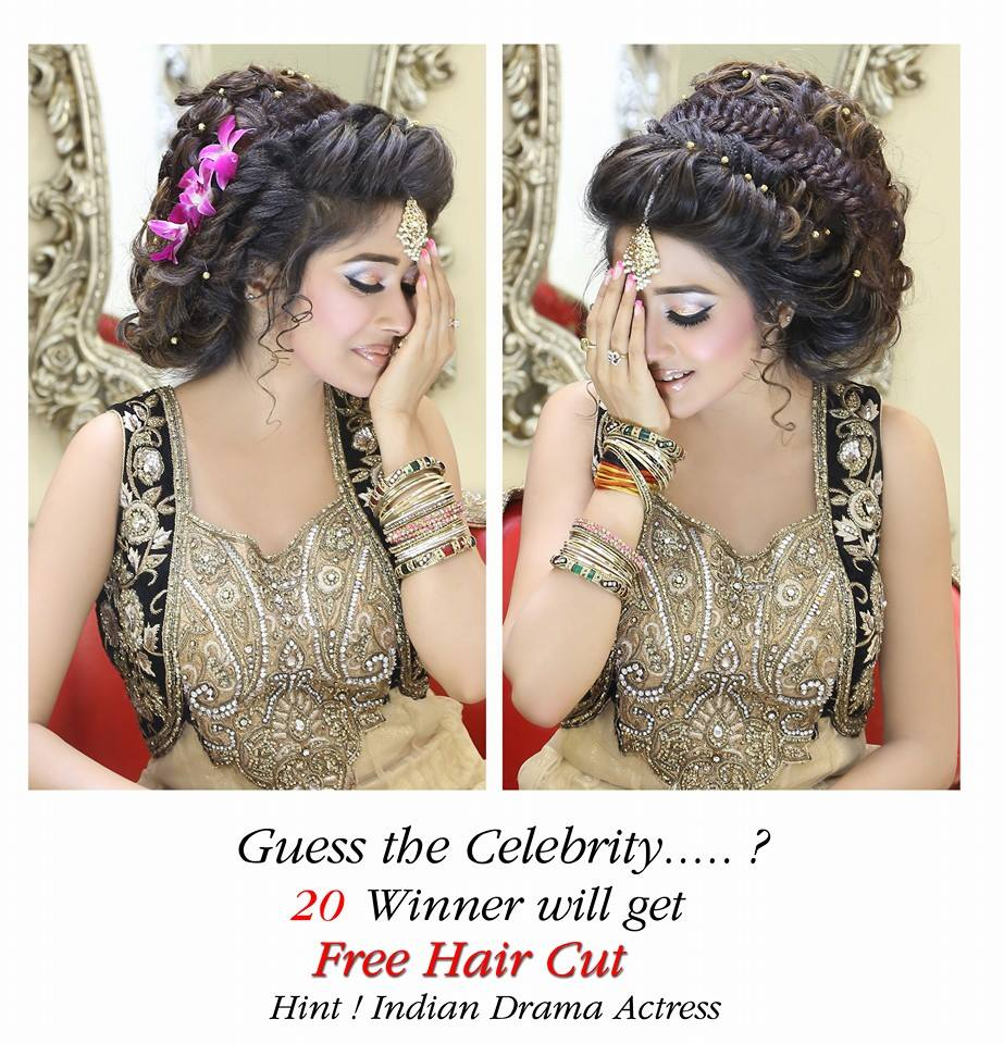 Kasheesbeautyparlor On Twitter Beautiful Tina Dutta Makeover And