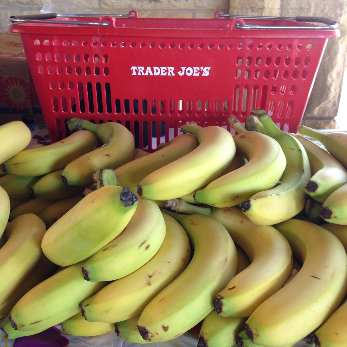 Colon Cancer Coalition On Twitter Thanks To Trader Joe S For Coming Out To Feed Everyone At Gyrigrochester On Saturday We Re Bananas About Them Http T Co Td77hb8c75