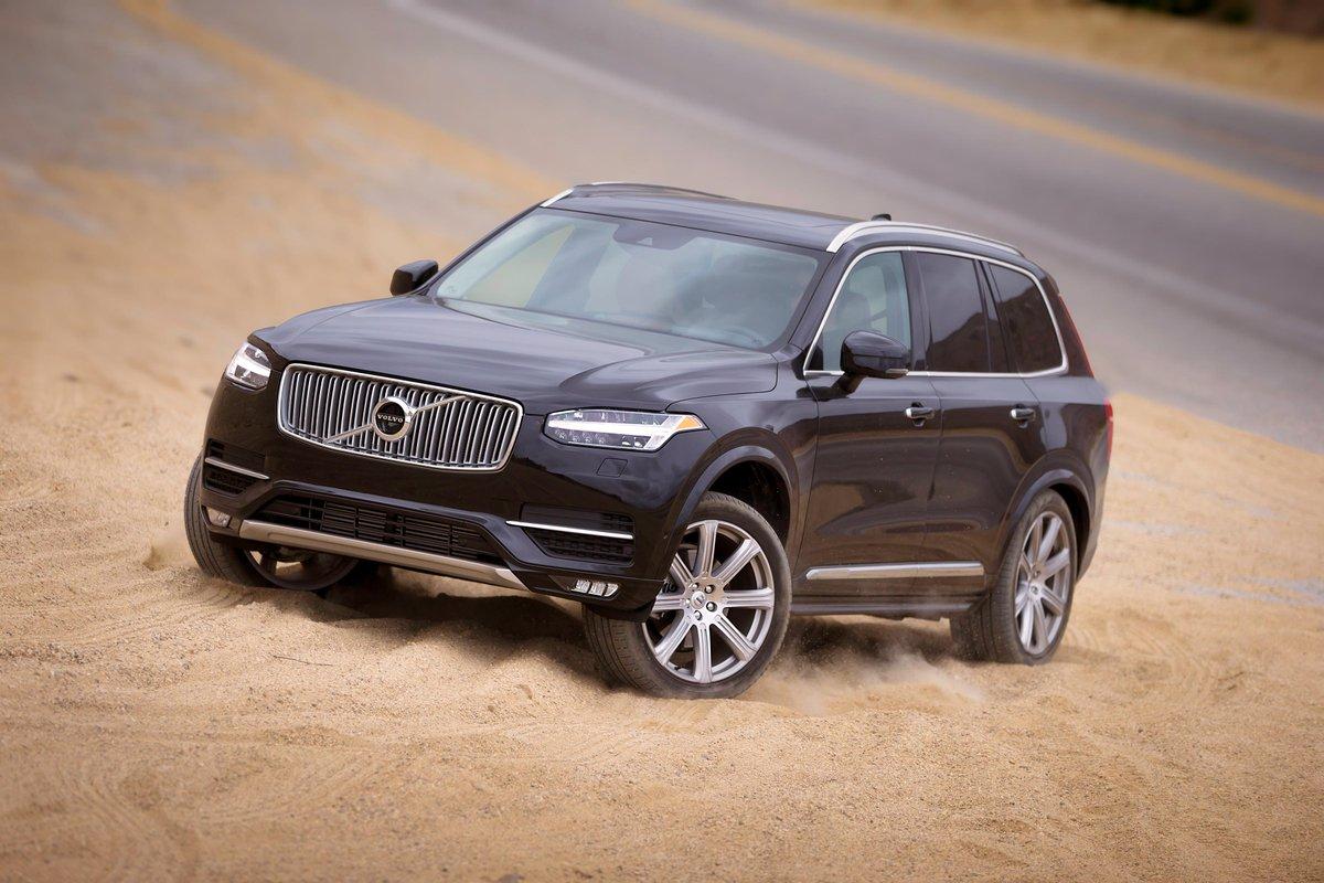 Auto: Volvo richiama la XC90