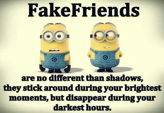 Fake Friend Twitter Quotes About Fake People