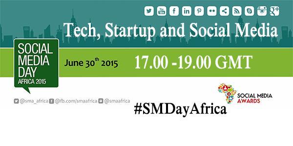 Thumbnail for #SMDayAfrica: Tech, Startups and Social Media