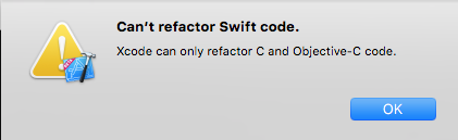 One more reason why I consider even Swift 2.0 an early beta release. http://t.co/cafIfNJiCB
