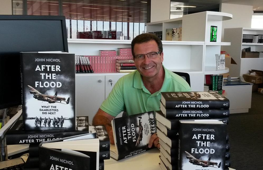 RT @JohnNicholRAF: @piersmorgan signing your copy now & in post before Tursday publication! http://t.co/cex29Dbhcr http://t.co/TOXt5szrMK