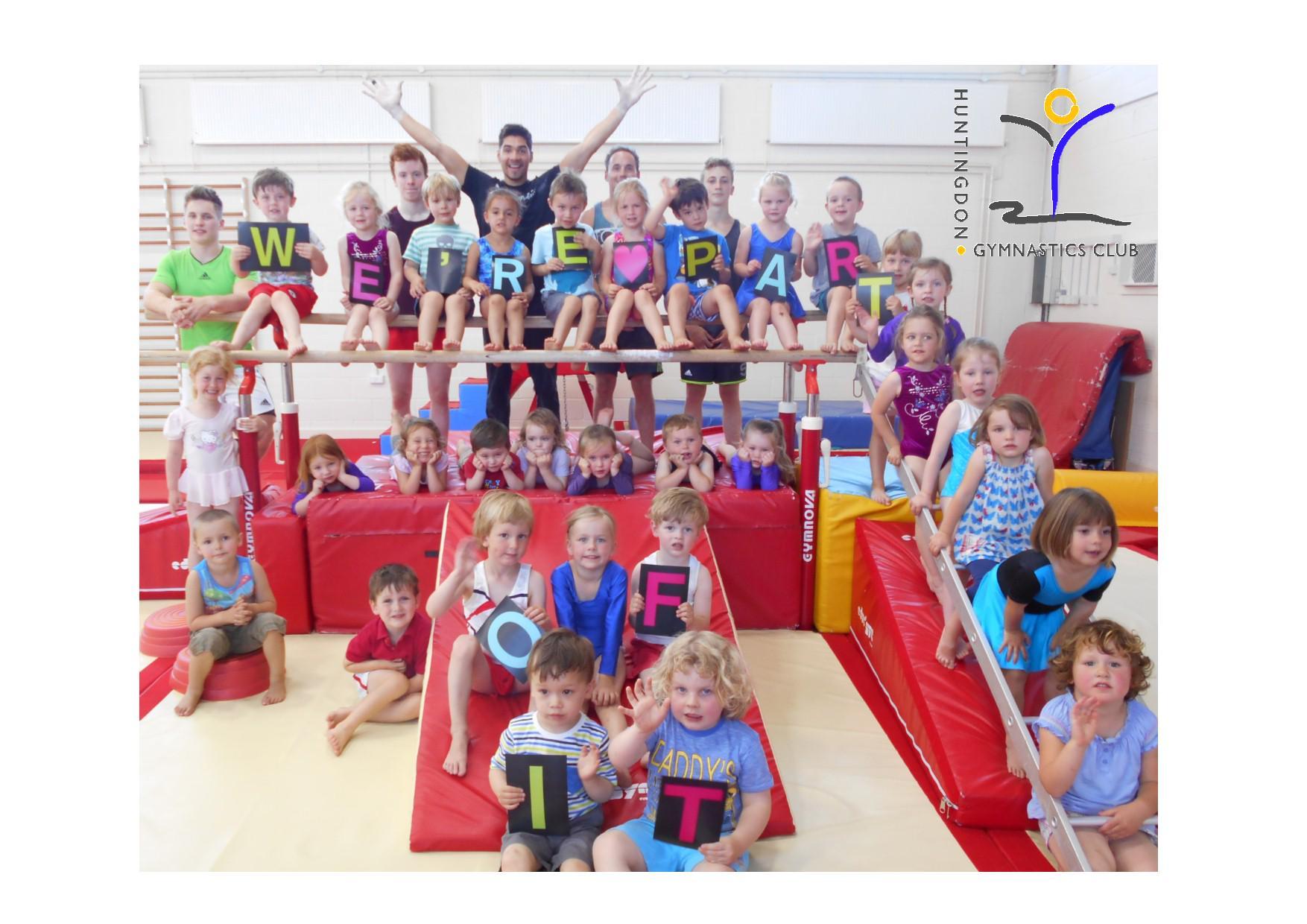 RT @HuntsGymClub: Louis Smith, Dan Keatings and the boys plus preschool All Part of It #BePartOfIt2015WGC http://t.co/09tsvQmb3y