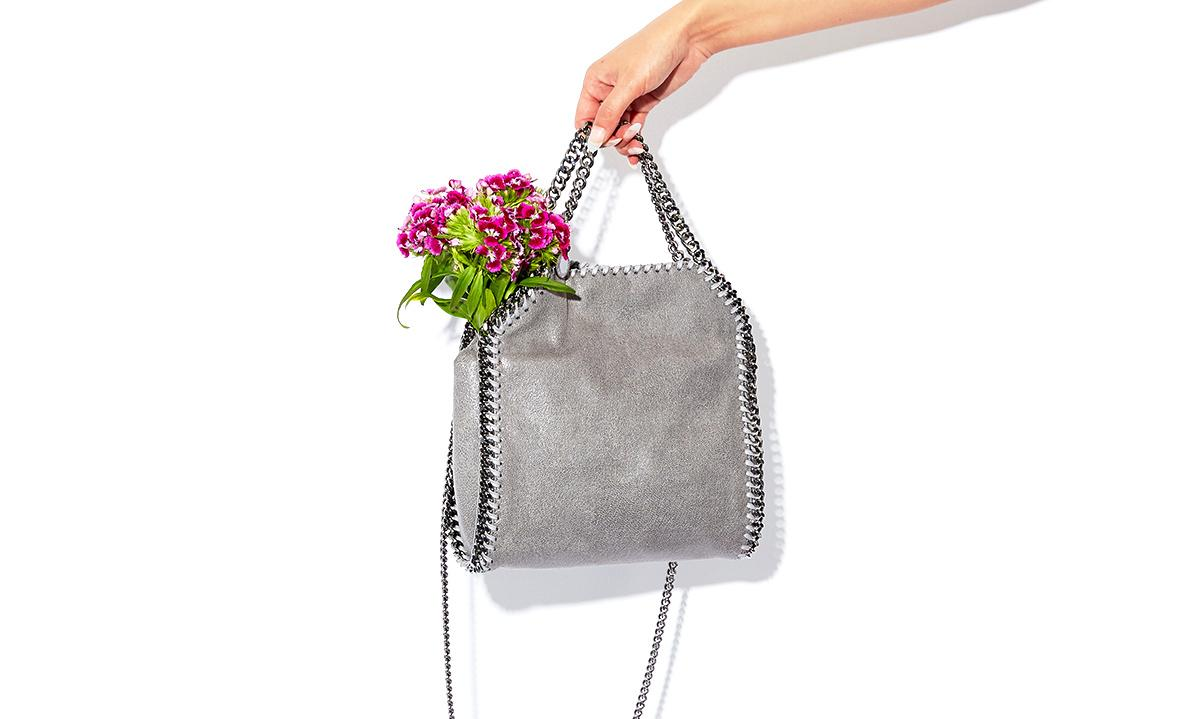 RT @MATCHESFASHION: Good things come in small packages. Like @StellaMcCartney's iconic Falabella in minature: http://t.co/hNbG8Zo5T8 http:/…