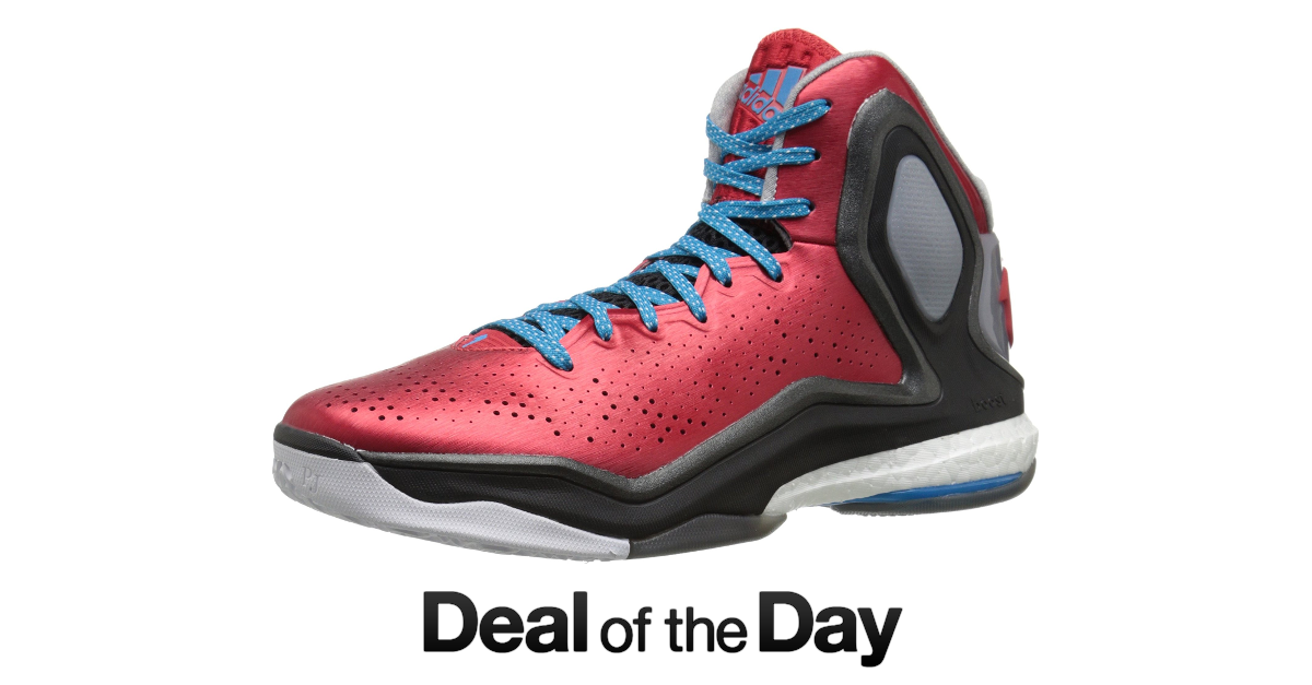 on sale 4571e 6e629 45% Off adidas D Rose 5 Boost Basketball Shoes - Shop Now! ...