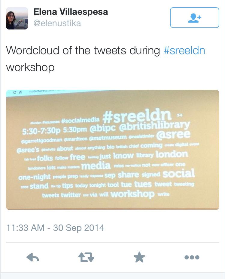 Thumbnail for LONDON: @Sree's Social Media One-Night Stand #sreeLDN