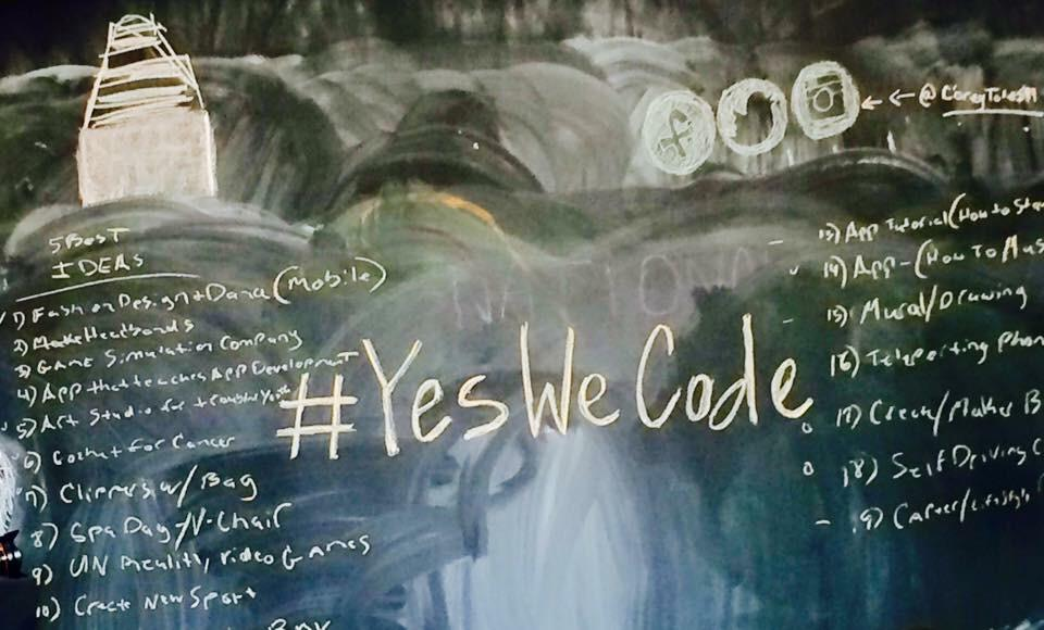 With @techbirmingham and @GetPlatypi and the #yeswecode group at #TheEdgeofChaos http://t.co/11XY1gkWn4